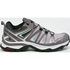 Salomon - Buty X Ultra 3 GTX. Szare buty trekkingowe damskie Salomon. W wyprzedaży za 549,90 zł.