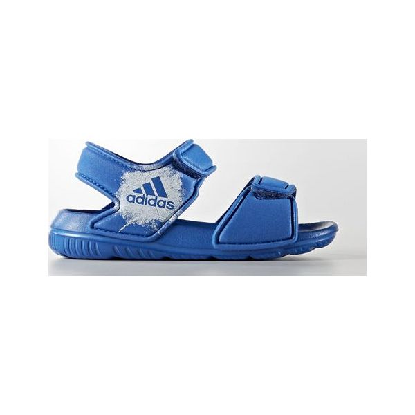 7ec07525 Sandały adidas AltaSwim I (BA9281) - Niebieskie sandały chłopięce Adidas, z  materiału. Za 69,99 zł. - Sandały chłopięce - Buty chłopięce - Buty  dziecięce ...