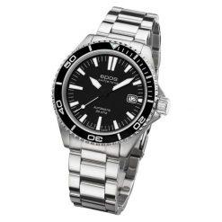 ZEGAREK EPOS Sportive 3438.131.20.15.30. Czarne zegarki męskie EPOS, ze stali. Za 3700,00 zł.