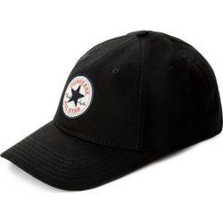 Czapka z daszkiem CONVERSE - CON301 Black. Czarne czapki z daszkiem męskie marki Converse, z bawełny. Za 89,00 zł.