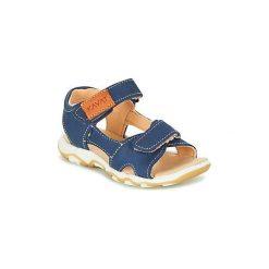 Sandały Dziecko  Kavat  NYBY. Niebieskie sandały chłopięce Kavat. Za 237,30 zł.