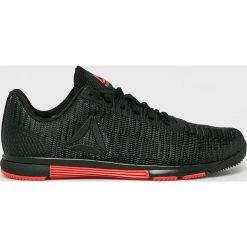 Reebok - Buty Speed Tr Flexweave. Czarne buty skate męskie Reebok, z materiału. W wyprzedaży za 319,90 zł.