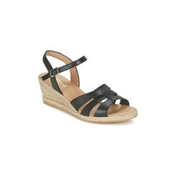 Sandały So Size  ELIZA. Czarne sandały damskie marki So Size. Za 369,00 zł.
