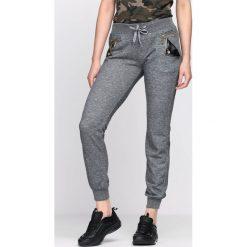 Szare Spodnie Dresowe Up Heels. Szare spodnie dresowe damskie marki New Balance, xs, z dresówki. Za 19,99 zł.