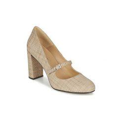 Czółenka Betty London  FABINE. Brązowe buty ślubne damskie Betty London. Za 265,30 zł.