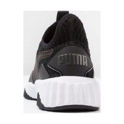 Puma DEFY Obuwie treningowe black/white. Czarne buty sportowe damskie marki Puma, z materiału. Za 419,00 zł.