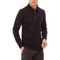Koszulka polo w kolorze czarnym. Czarne koszulki polo GALVANNI, m. W wyprzedaży za 164,95 zł.