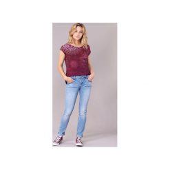 Jeansy straight leg Desigual  LONDEF. Szare jeansy damskie marki Desigual, l, z tkaniny, casualowe, z długim rękawem. Za 307,30 zł.