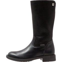 Richter Kozaki black. Niebieskie buty zimowe damskie marki Roxy, z tworzywa sztucznego, na wysokim obcasie. W wyprzedaży za 319,20 zł.