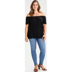 Boyfriendy damskie: Zizzi AMY Jeans Skinny Fit light blue