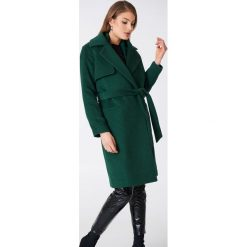 Płaszcze damskie pastelowe: 2NDDAY Płaszcz Livia – Green