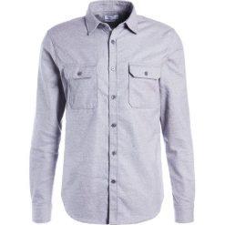 Koszule męskie na spinki: CLOSED POCKET RELAXED FIT Koszula grey