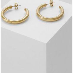 Kolczyki damskie: Dyrberg/Kern CIRKULA Kolczyki shiny goldcoloured