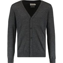 Swetry rozpinane męskie: Pier One Kardigan mottled grey