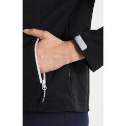 Icepeak LUCY Kurtka Softshell black. Czarne kurtki sportowe damskie marki Icepeak, z elastanu. W wyprzedaży za 179,40 zł.