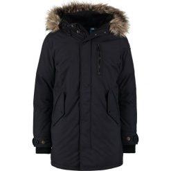 Schott NYC Płaszcz zimowy navy. Niebieskie płaszcze na zamek męskie Schott NYC, na zimę, l, z materiału. Za 1059,00 zł.