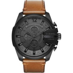 Diesel - Zegarek DZ4463. Czarne zegarki męskie marki Fossil, szklane. W wyprzedaży za 849,90 zł.