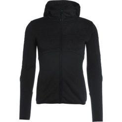 Even&Odd active Kurtka z polaru jet black. Czarne kurtki sportowe damskie Even&Odd active, xs, z elastanu. W wyprzedaży za 151,20 zł.