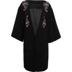 Płaszcze damskie pastelowe: Soft Rebels ROSA Płaszcz wełniany /Płaszcz klasyczny black
