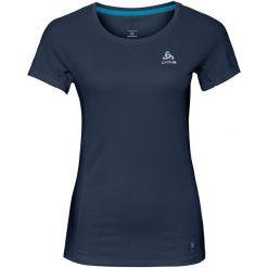 Odlo Koszulka damska Crew neck s/s Omnius F-Dry granatowa r. S (312331). T-shirty damskie Odlo, s. Za 116,21 zł.