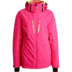 Killtec DOKA Kurtka narciarska pink. Czerwone kurtki damskie narciarskie KILLTEC, z materiału. W wyprzedaży za 695,20 zł.