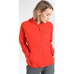 Schöffel HYBRID AGADIR Kurtka Outdoor rot. Czerwone kurtki damskie turystyczne Schöffel, z materiału. W wyprzedaży za 629,25 zł.