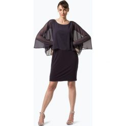 Sukienki hiszpanki: Vera Mont Collection – Damska sukienka wieczorowa, szary