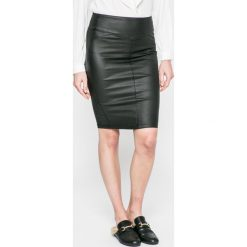 Spódniczki skórzane: Vero Moda – Spódnica