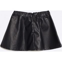 Name it - Spódnica dziecięca 104-152 cm. Czarne minispódniczki marki Name it, z materiału, rozkloszowane. W wyprzedaży za 37,90 zł.