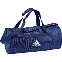Torby podróżne: Adidas Adidas Torba Convertible 3 Stripes Duffel Bag Small Navy Blue