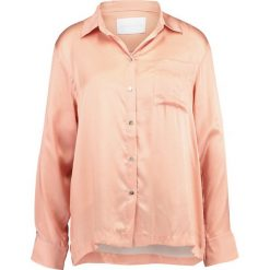 T-shirty damskie: ASCENO BLUSH BOLD STRIPE  Koszulka do spania blush bold