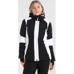 Odzież damska: Kjus WOMEN DUANA JACKET Kurtka narciarska black/white