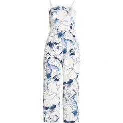 Mint Velvet YASMINE PRINT BANDEAU  Kombinezon white. Białe kombinezony damskie marki Mint Velvet, z materiału. W wyprzedaży za 354,50 zł.