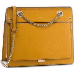 Torebka FURLA - Like 978207 B BQA3 AVH Ginestra e. Żółte torebki klasyczne damskie marki Furla, ze skóry. Za 1290,00 zł.