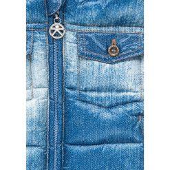 Kanz MY FIRST SNEAKER Kurtka zimowa multicolored. Niebieskie kurtki chłopięce przeciwdeszczowe Kanz, na zimę, z materiału. W wyprzedaży za 151,20 zł.