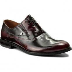 Półbuty SERGIO BARDI - Fossalto SS127337018AD 332. Czarne buty wizytowe męskie Sergio Bardi, z materiału. W wyprzedaży za 199,00 zł.
