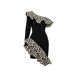 Długie sukienki: Sukienka Salma