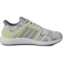 Buty sportowe damskie: Adidas Buty damskie Solar Boost biało-zielone r. 42 (AQ1921)