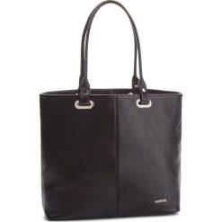 Torebka LASOCKI - VS4380  Czarny. Czarne torebki klasyczne damskie Lasocki, ze skóry, duże. Za 279,99 zł.