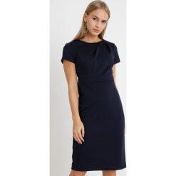 Sukienki hiszpanki: Dorothy Perkins Petite PONTE WORKWEAR DRESS Sukienka etui navy
