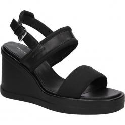 SANDAŁY VAGABOND LORENE 4148-127-20. Czarne sandały damskie marki Vagabond. Za 249,99 zł.