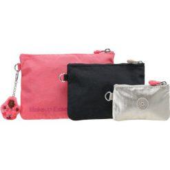 Kosmetyczki damskie: Kipling IAKA SET Kosmetyczka city pink