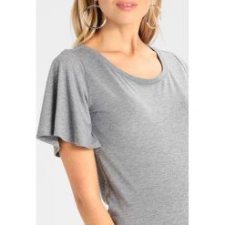 T-shirty damskie: Noppies TEE Tshirt z nadrukiem grey melange