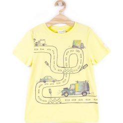 T-shirty chłopięce polo: Coccodrillo – T-shirt dziecięcy 92-122 cm