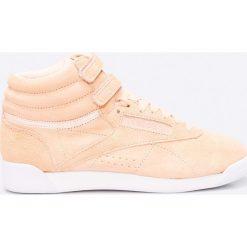 Reebok Classic - Buty F/S Hi Nbk. Szare buty sportowe damskie reebok classic marki Reebok Classic, z gumy. W wyprzedaży za 159,90 zł.