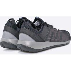 Adidas Performance - Obuwie Terrex Swift. Szare buty trekkingowe męskie adidas Performance, z materiału, na sznurówki, outdoorowe. W wyprzedaży za 299,90 zł.