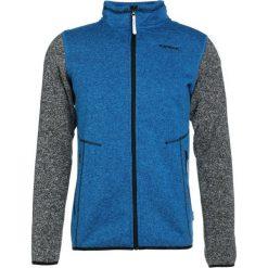 Icepeak TED Kurtka z polaru royal blue. Niebieskie kurtki chłopięce przeciwdeszczowe Icepeak, z materiału, sportowe. Za 149,00 zł.