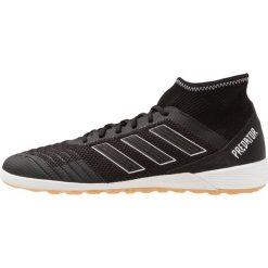 Adidas Performance PREDATOR TANGO 18.3 IN Halówki coreblack/footwear white. Czarne buty skate męskie adidas Performance, z materiału, do piłki nożnej. Za 379,00 zł.