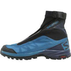 Salomon OUTPATH PRO GTX Buty trekkingowe moroccan blue/navy blazer/indigo blue. Niebieskie buty trekkingowe męskie Salomon, z materiału, outdoorowe. W wyprzedaży za 703,20 zł.