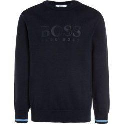 Swetry chłopięce: BOSS Kidswear Sweter marine